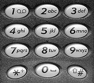phone number letters pin number analysis 30405